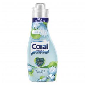 Coral Weichspüler Wasserlilie & Limette 675ML 27WL