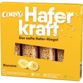 Corny Haferkraft Banane 4ST 140G