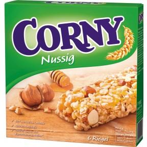 Corny Nussig Riegel 6ST 150G