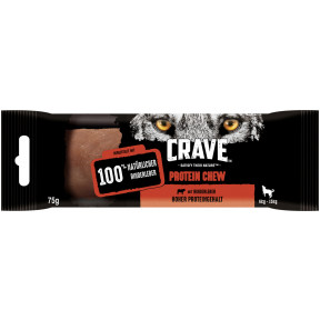 Crave Protein Chew mit Rinderleber 75G