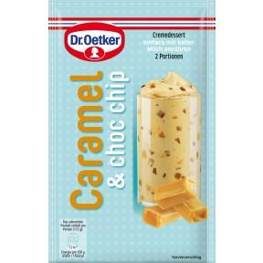 Dr.Oetker Cremedessert Caramel & choc chip