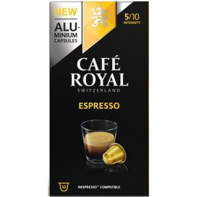 Cafe Royal Espresso Kaffeekapseln 10x 5,2 g
