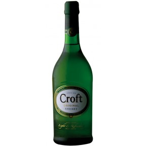 Croft Original Fine Pale Cream Sherry