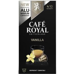 Café Royal Vanilla Kaffeekapseln 10ST 50G