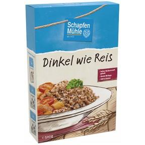 Schapfenmühle Dinkel wie Reis 500 g