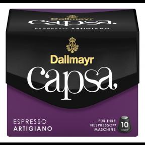Dallmayr Capsa Espresso Artigiano Intensität 7