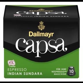 Dallmayr Capsa Espresso Indian Sundara Intensität 7