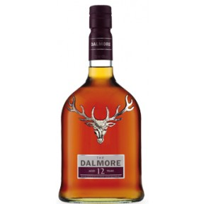 The Dalmore 12 Jahre Single Malt Whisky 0,7 ltr