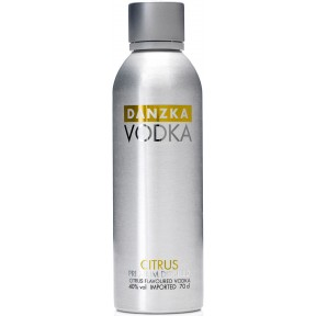 Danzka Vodka Citrus 40% 0,7l