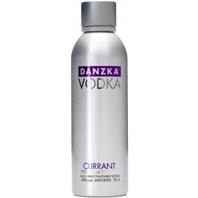Danzka Premium Vodka Currant 0,7 ltr