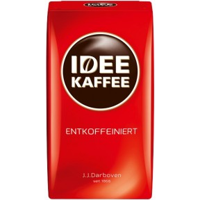 Darboven Idee Kaffee Entkoffeiniert gemahlen