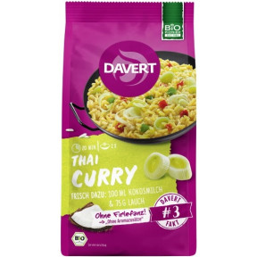 Davert Bio Thai Curry mit Kokos 170 g