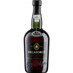 Delaforce Ruby Portwein 0,75 ltr