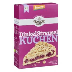 Bauckhof Demeter Bio Dinkel-Streuselkuchen 425 g
