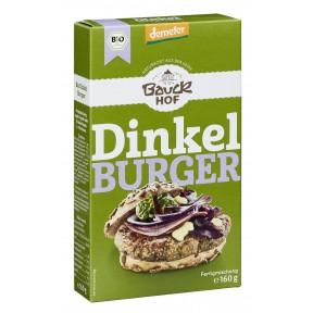 Bauckhof Demeter Bio Dinkel Burger 160g