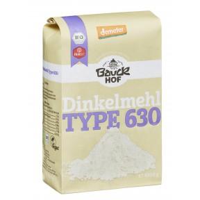 Bauckhof Demeter Bio Dinkelmehl Type 630 1 kg