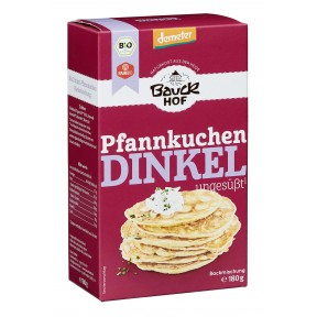 Bauckhof Demeter Bio Dinkel-Pfannkuchen 180g