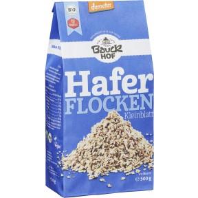 Bauckhof Demeter Bio Haferflocken Kleinblatt 500g