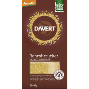 Demeter Davert Rohrohrzucker 400 g