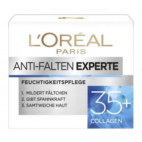 L'Oréal Anti-Falten Experte Feuchtigkeitspflege 35+ Collagen