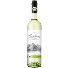 Biowein Riesling Weißwein trocken 2015