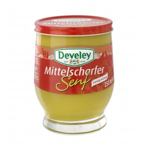 Develey Mittelscharfer Senf