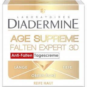 DiadermineAge Supreme Falten Expert 3D Tagescreme 50 ml