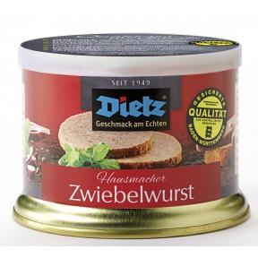 Dietz Hausmacher Zwiebelwurst 200 g