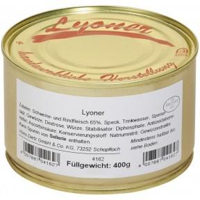 Dietz Lyoner 400 g