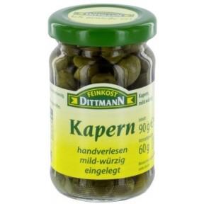 Dittmann Kapern mild-würzig eingelegt 90 g