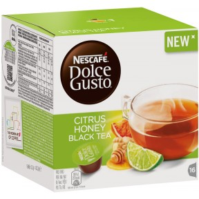 Nescafé Dolce Gusto Citrus Honey Black Tea Kapseln