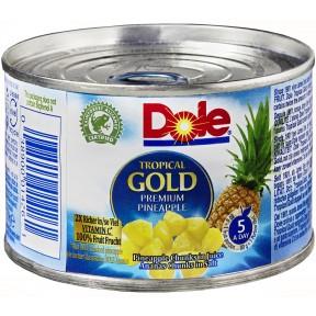 Dole Ananas Stücke 227 g