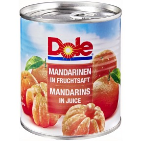 Dole Mandarinen in Fruchtsaft 300 g
