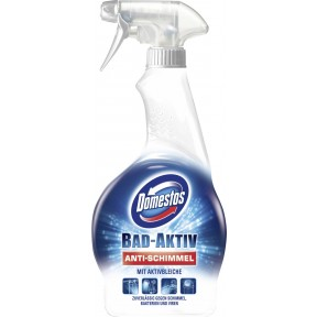 Domestos Bad-Aktiv Anti-Schimmel Spray 0,5 ltr