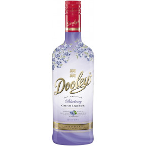 Dooley's Blueberry Cream Liqueur 0,7L
