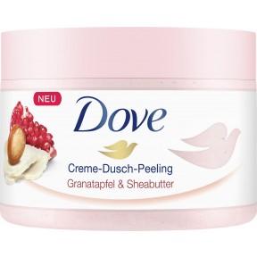 Dove Creme-Dusch-Peeling Granatapfel & Sheabutter 225 ml