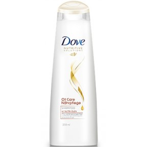 Dove Shampoo Oil Care Nährpflege