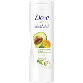 Dove Body Lotion Revitalisierendes Ritual mit Avocadoöl