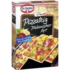 Dr.Oetker Pizzateig Italienischer Art Pikant