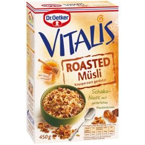 Dr.Oetker Vitalis Roasted Müsli Schoko-Nuss 450 g