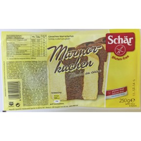 Schär Marmorkuchen laktose und glutenfrei 250 g