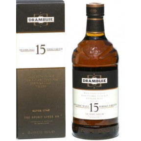 Drambuie 15 Jahre Malt Whisky-Liqueur