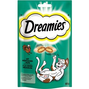 Dreamies Katzensnacks mit Pute