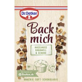 Dr.Oetker Back Mich Haselnuss, Karamell & Schoko 90 g
