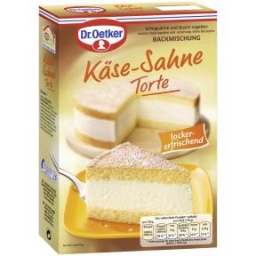 Dr.Oetker Backmischung für Käse-Sahne Torte