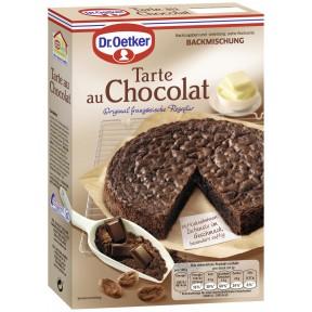 Dr.Oetker Backmischung Tarte au Chocolat