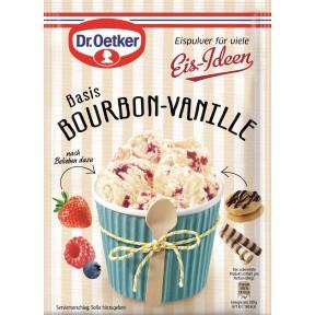 Dr.Oetker Eis-Ideen Basis Bourbon-Vanille