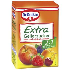 Dr.Oetker Extra Gelier Zucker 2:1 500G