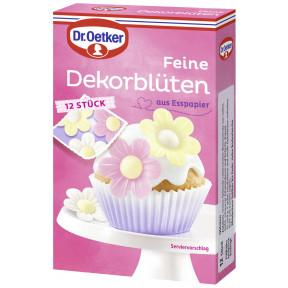 Dr.Oetker Feine Dekorblüten 12ST