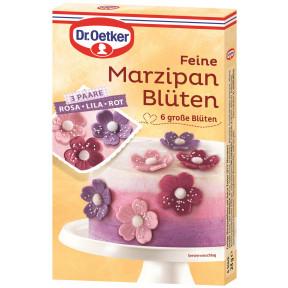 Dr.Oetker Feine Marzipanblüten 24G